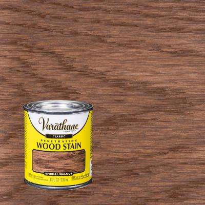 8 oz. Special Walnut Classic Wood Interior Stain