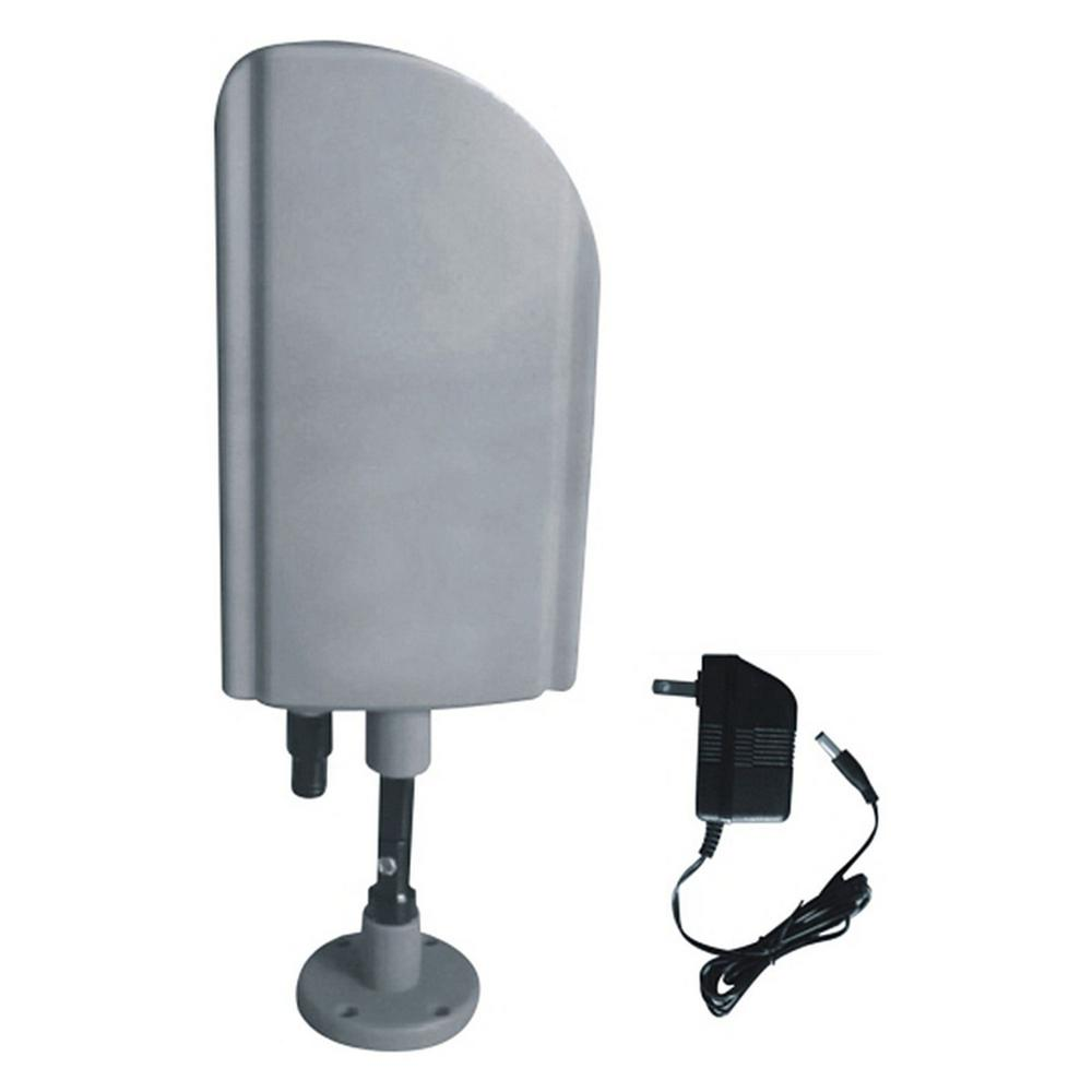Digiwave Indoor And Outdoor Tv Antenna With Booster Ant4008 The Amplifiers Circuits Projects