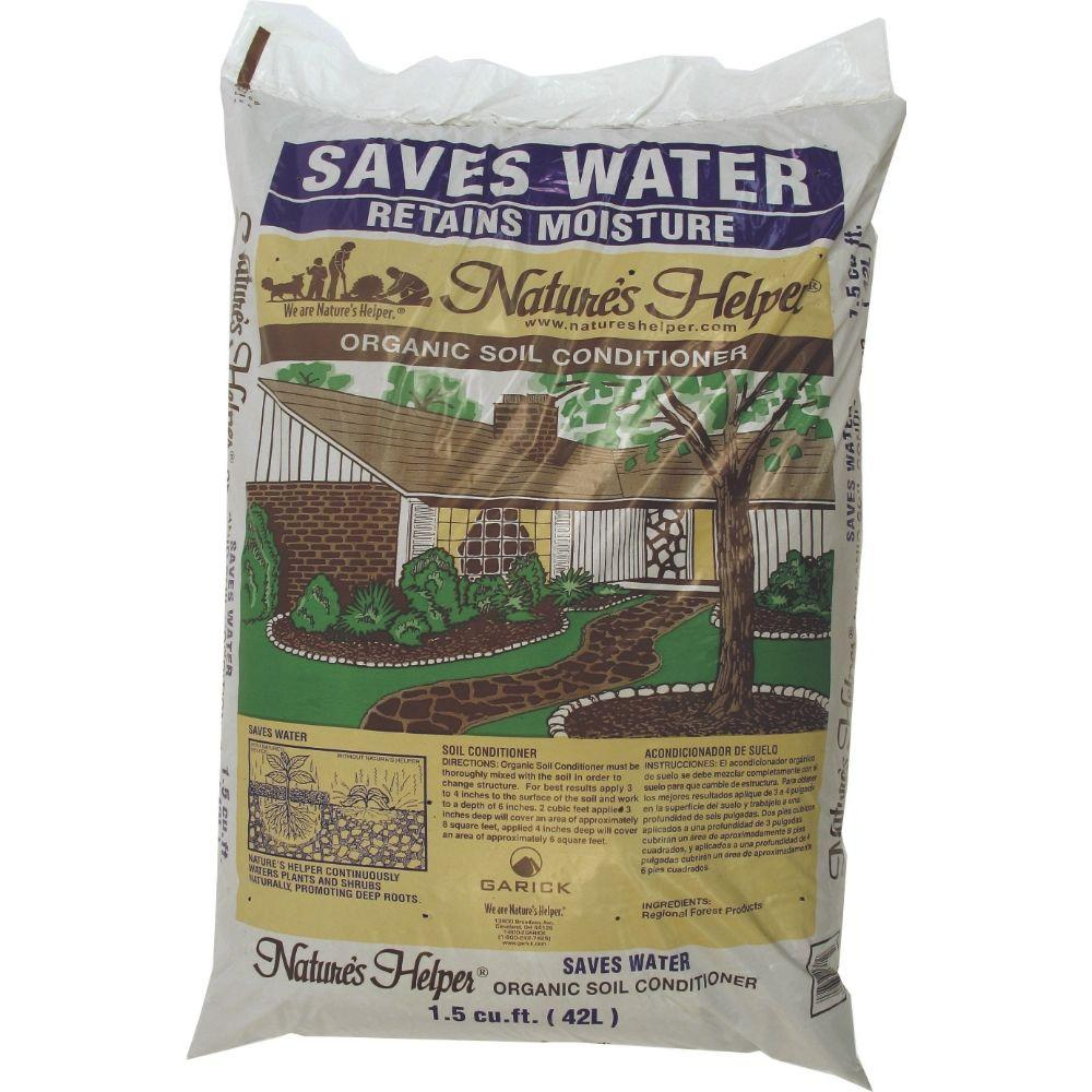 1.5 cu. ft. Organic Soil Conditioner