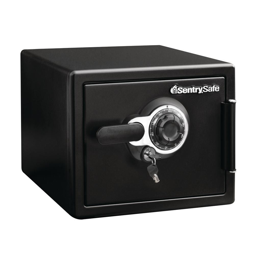 Sentrysafe fire safe 1 2 cu ft electronic lock sf123es for Safe and secure products