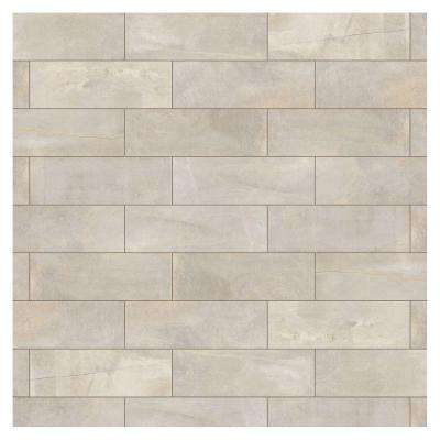 Developed by Nature Pebble 4 in. x 12 in. Glazed Ceramic Wall Tile (191.52 sq. ft. / pallet)
