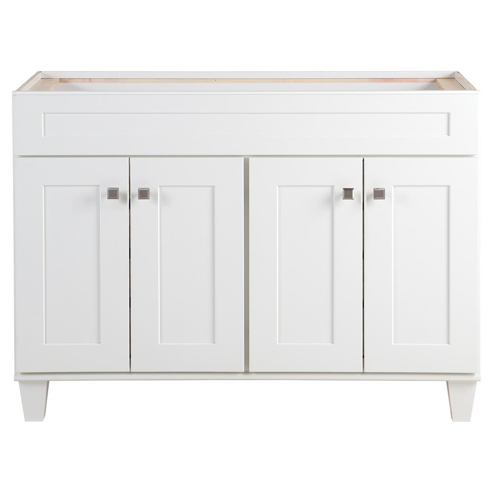 Home Decorators Collection Creeley 48 in Vanity Cabinet