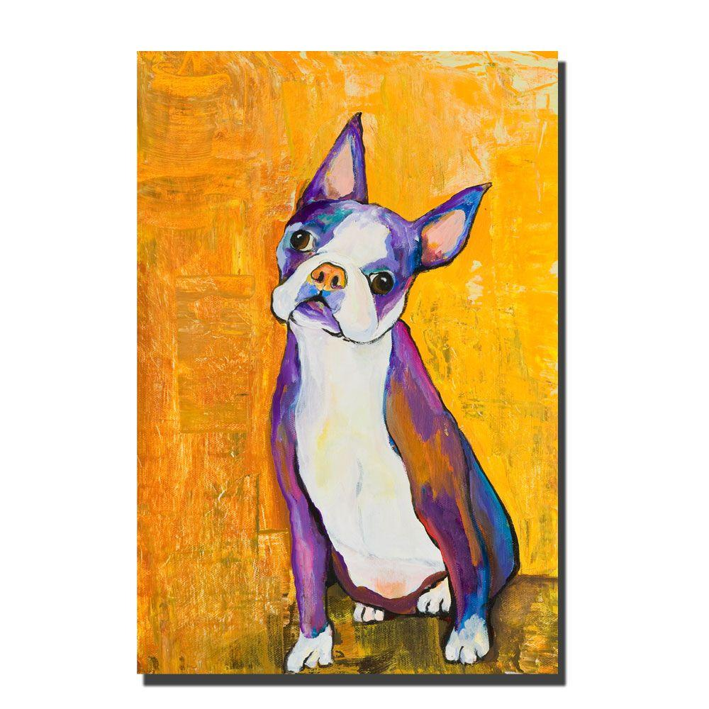 30 in. x 47 in. Cosmo Canvas Art