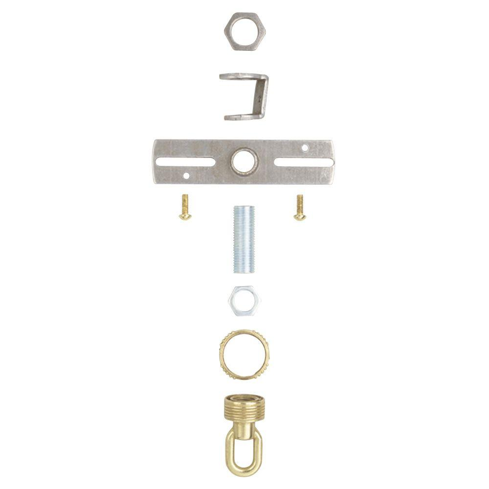 Westinghouse Brass Screw Collar Loop Kit