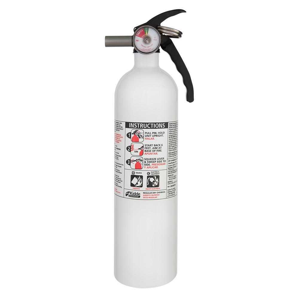 Kidde 10-B:C Automotive/Marine Fire Extinguisher