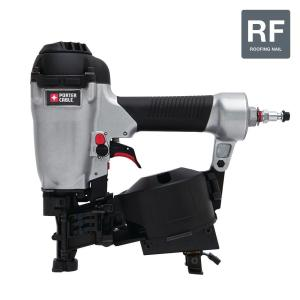 Porter Cable 15 Degree 1 3 4 In Coil Roofing Nailer