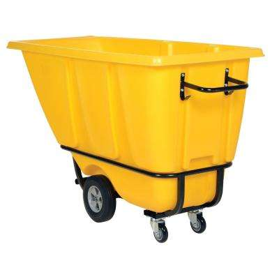 1/2 cu. yds. Heavy Duty Tilt Truck - Yellow