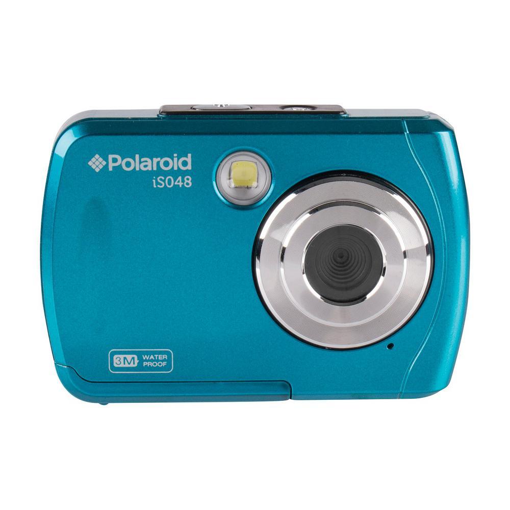 16.0 Megapixel Waterproof Instant Sharing Digital Camera