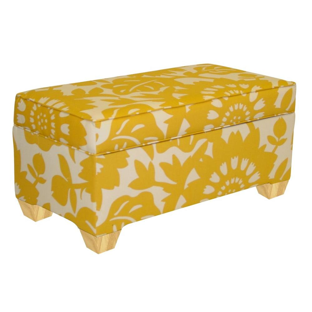 Home Decorators Collection Chatham Sungold Bench