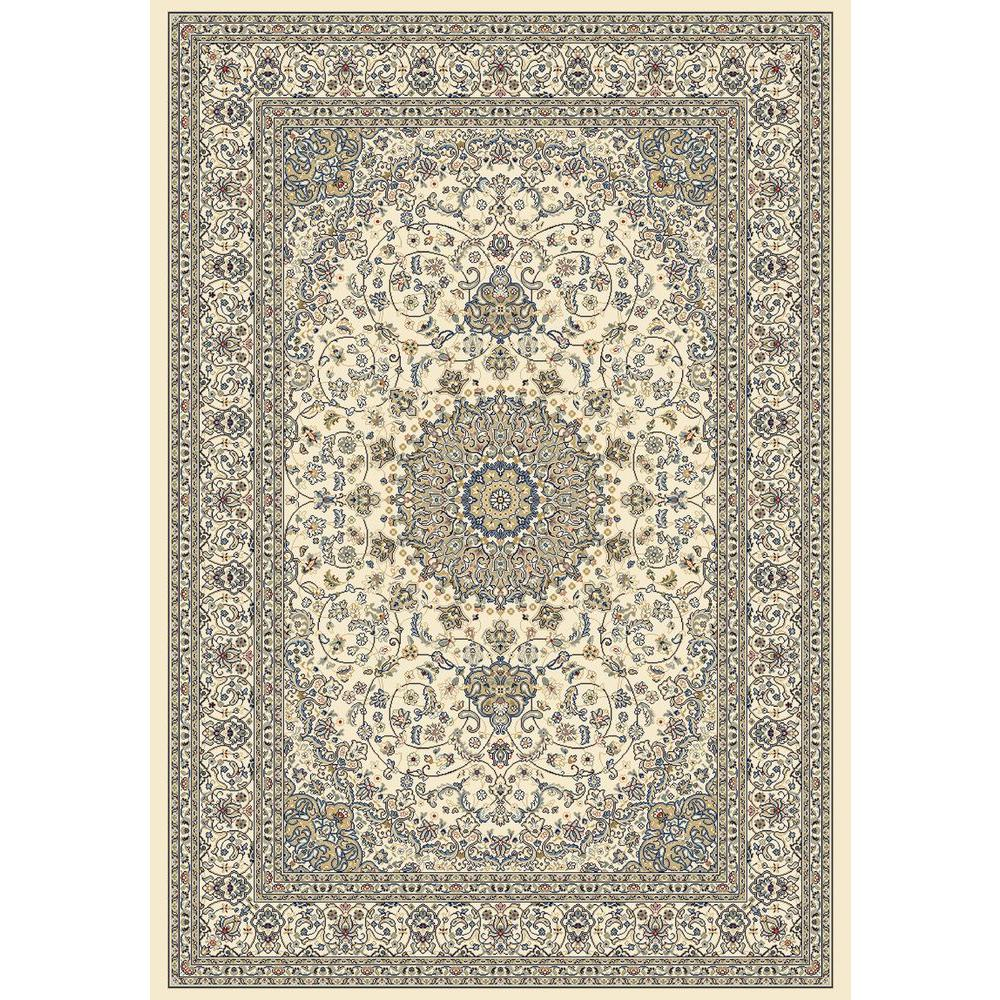 Home decorators collection nicholson ivory 5 ft 3 in x 7 Home decor rugs