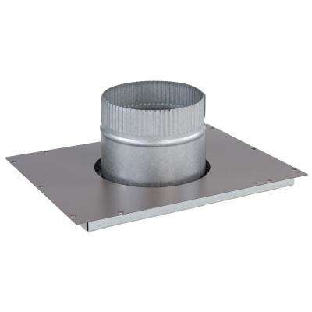 300,000 BTU Negative Pressure Vertical Indoor Adaptor Kit for Universal H-Series Heaters