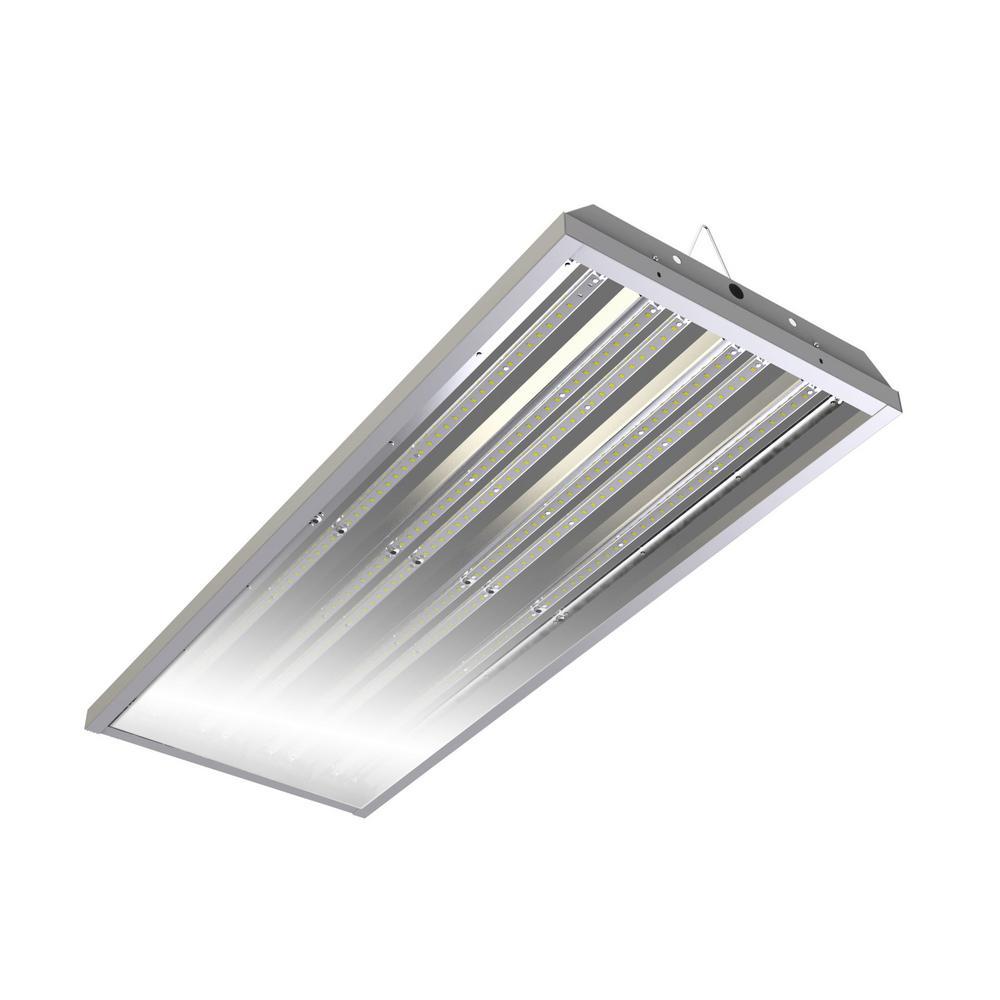 ProLED 400-Watt Equivalent White Integrated LED High Bay Ceiling Light Fixture 120-277-Volt