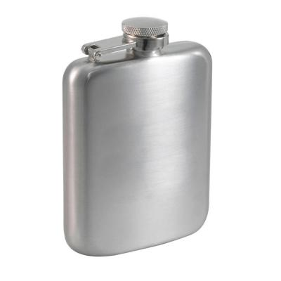 Stainless Steel Flasks Bar Accessories The Home Depot