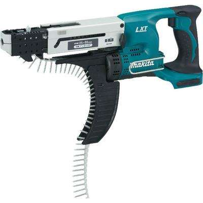 18-Volt LXT Lithium-Ion Cordless Autofeed Screwdriver (Tool-Only)
