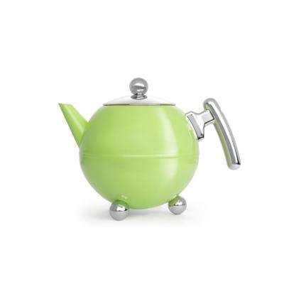 Spring Green Belle Ronde Teapot 5-Cup Capacity
