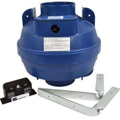 4 in. Dryer Booster Kit