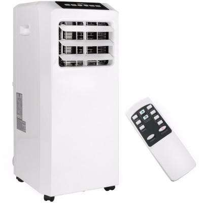 8,000 BTU (DOE) 3-in-1 Portable Air Conditioner in White and Dehumidifier with Remote