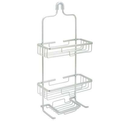 Aluminum Large Shower Caddy Chrome