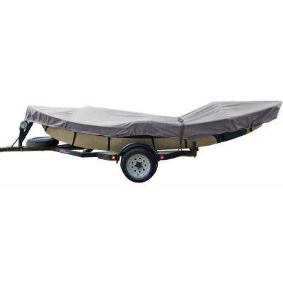 16 ft. Styled-To-Fit Boat Cover for Drift Boat