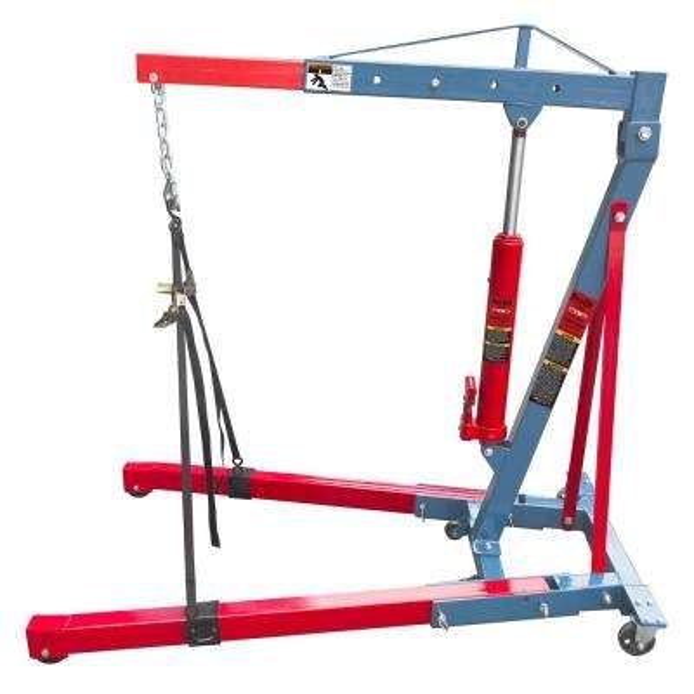 4000 lbs. Shop Engine Crane