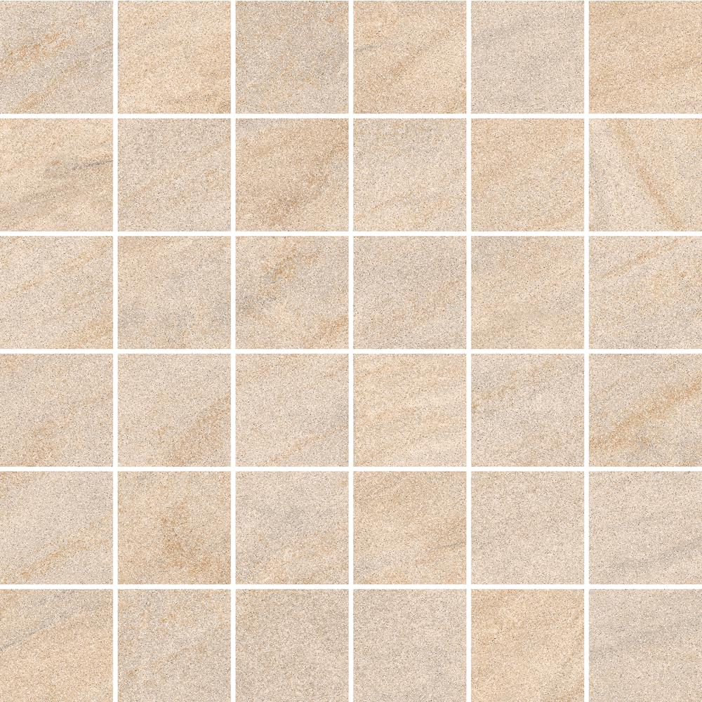 Caledonia Sand 12 in. x 12 in. x 9.5 mm Porcelain