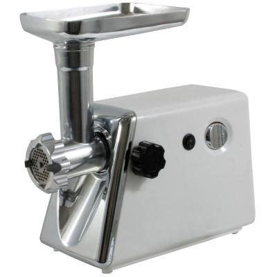 Sportsman Series 250 W Steel Electric Meat Grinder with Sausage Stuffing Tubes