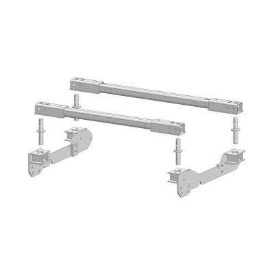Superglide Superrail Mounting Kit - Chevy/GMC 2007-2012, 1500 (6-1/2' Bed, New Body Style)