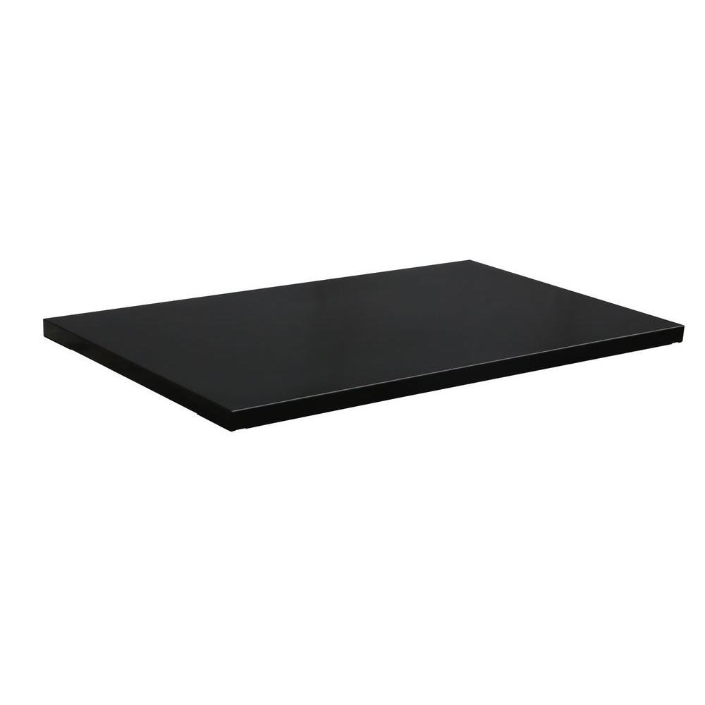 36 in. W x 1 in H x 21 in. D Steel Shelf for 36 in. Gear Cabinet (2-Pack)