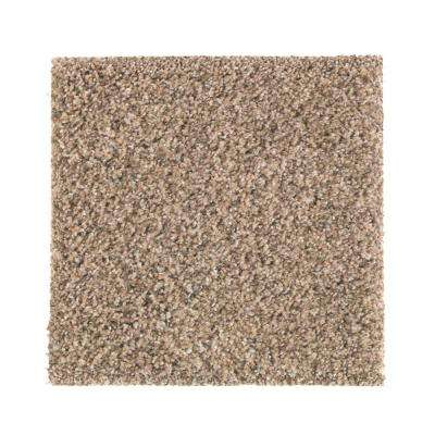 Carpet Sample - Maisie I - Color Lost Horizon Texture 8 in. x 8 in.