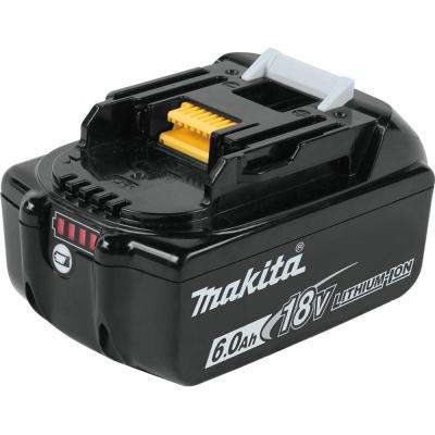 18-Volt LXT Lithium-Ion 6.0 Ah Battery