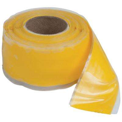 1 in. x 10 ft. Repair Tape Yellow (Case of 5)