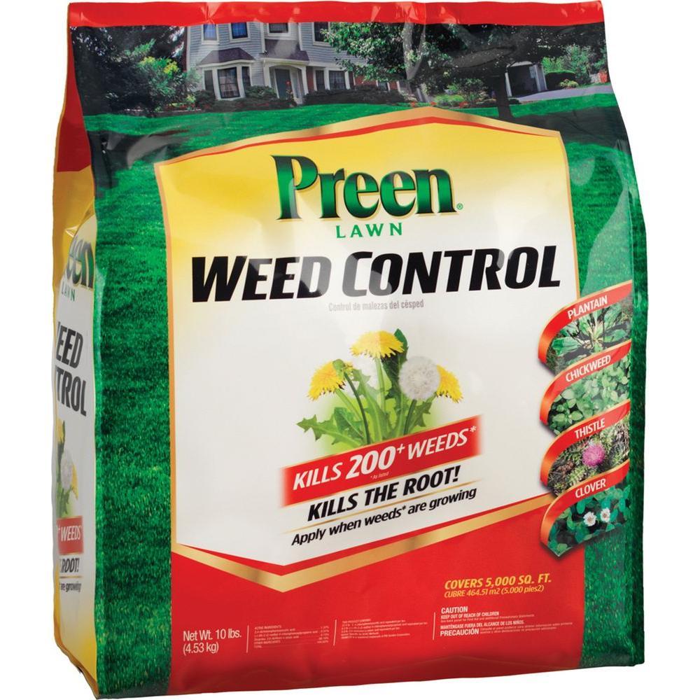 10 lb. Lawn Weed Control