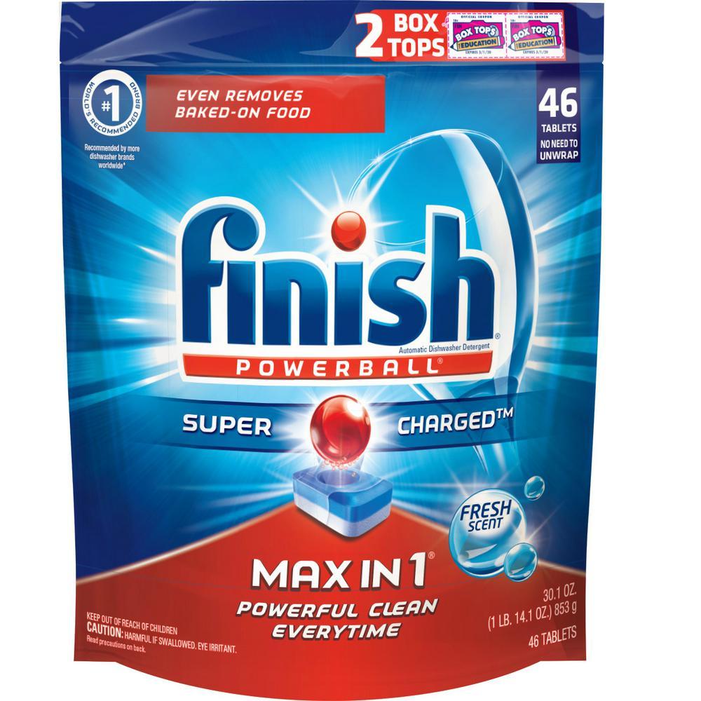Dishwasher Detergent - Household Essentials - The Home Depot