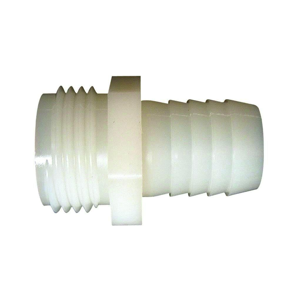 Sioux Chief 3/4 in. x 3/4 in. Plastic Barb x GH Adapter