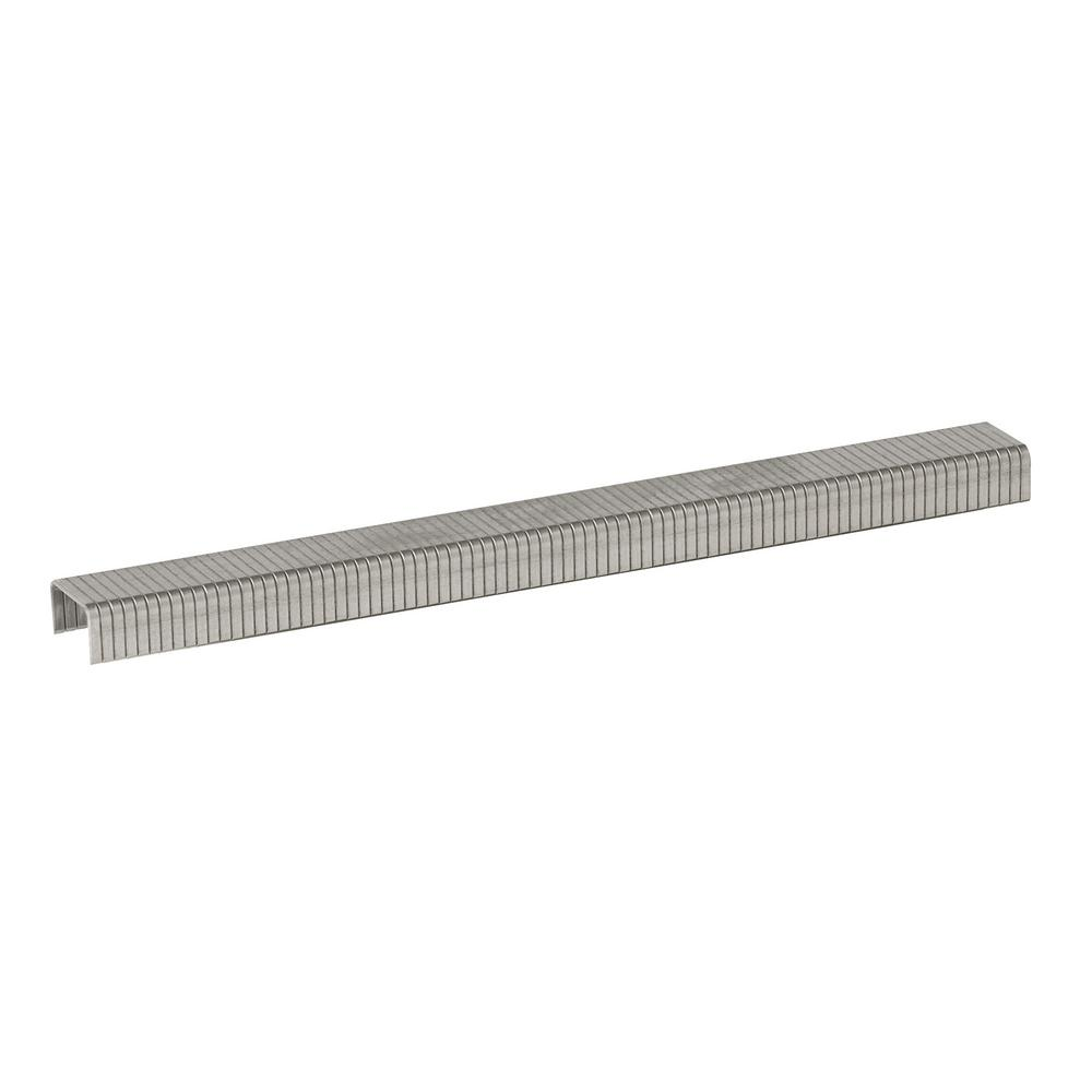 T50 1/4 in. Stainless-Steel Staples (1,000-Pack)