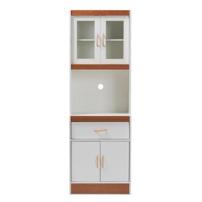 Hutch - Wood - White - Sideboards & Buffets - Kitchen ...
