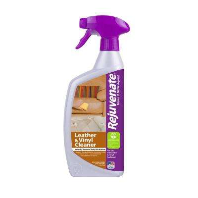 24 Oz Leather And Vinyl Cleaner