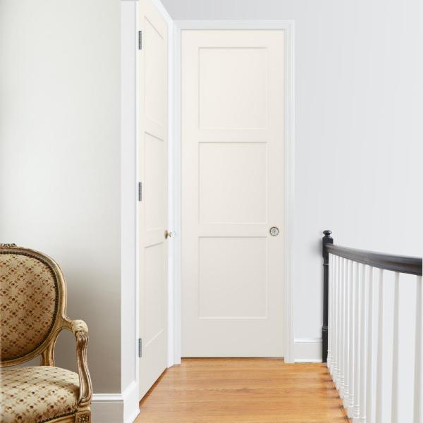 Jeld Wen 32 In X 96 In Birkdale Primed Smooth Hollow Core Molded Composite Interior Door Slab Thdjw235300562 The Home Depot