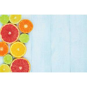 Fruits Foam Placemats (Set of 4) by