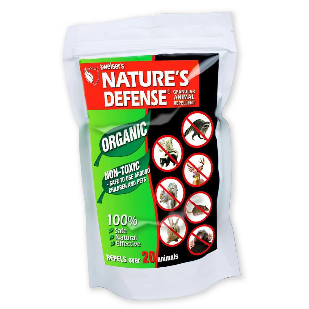 22 oz. Nature's Defense Organic Animal Repellent