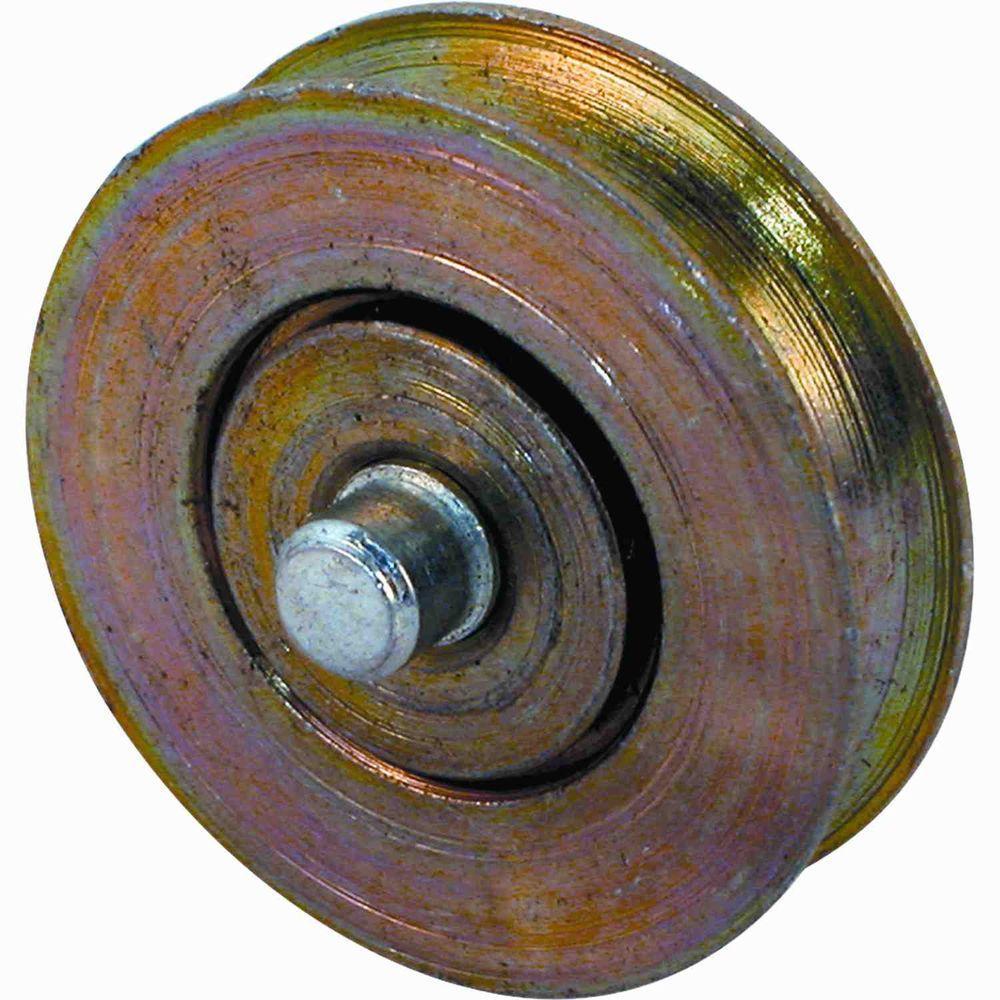 Prime-Line 1-1/4 in. Steel Ball Bearing Rollers (2-Pack)