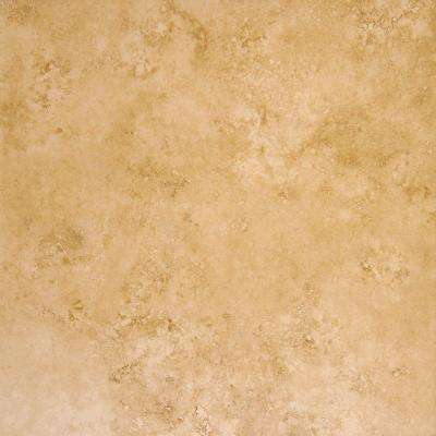 Venice Crema 20 in. x 20 in. Porcelain Floor and Wall Tile (19.44 sq. ft. / case)