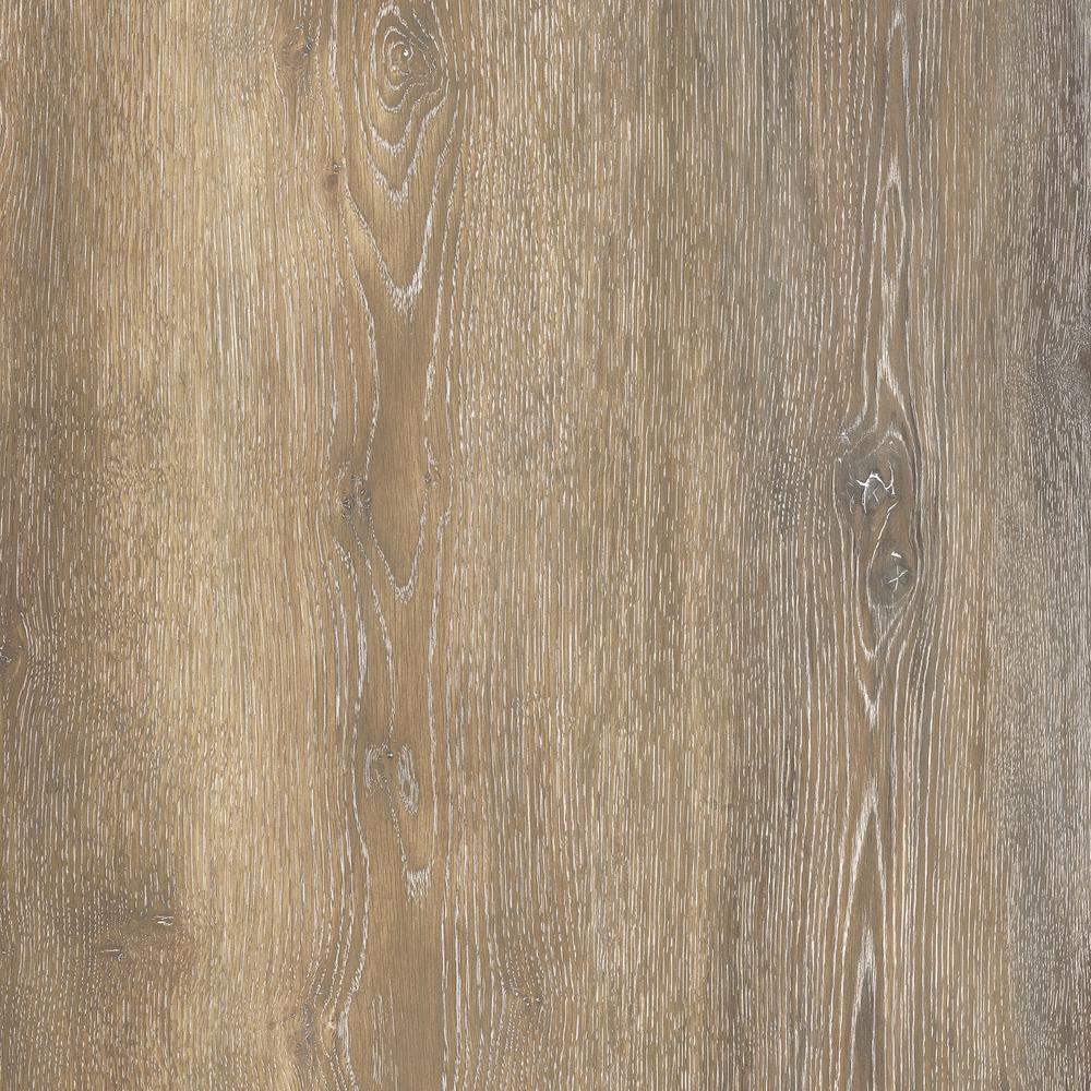 Walton Oak Multi-Width x 47.6 in. L Click-Lock Luxury Vinyl Plank Flooring (48 cases/937.44 sq. ft./pallet)