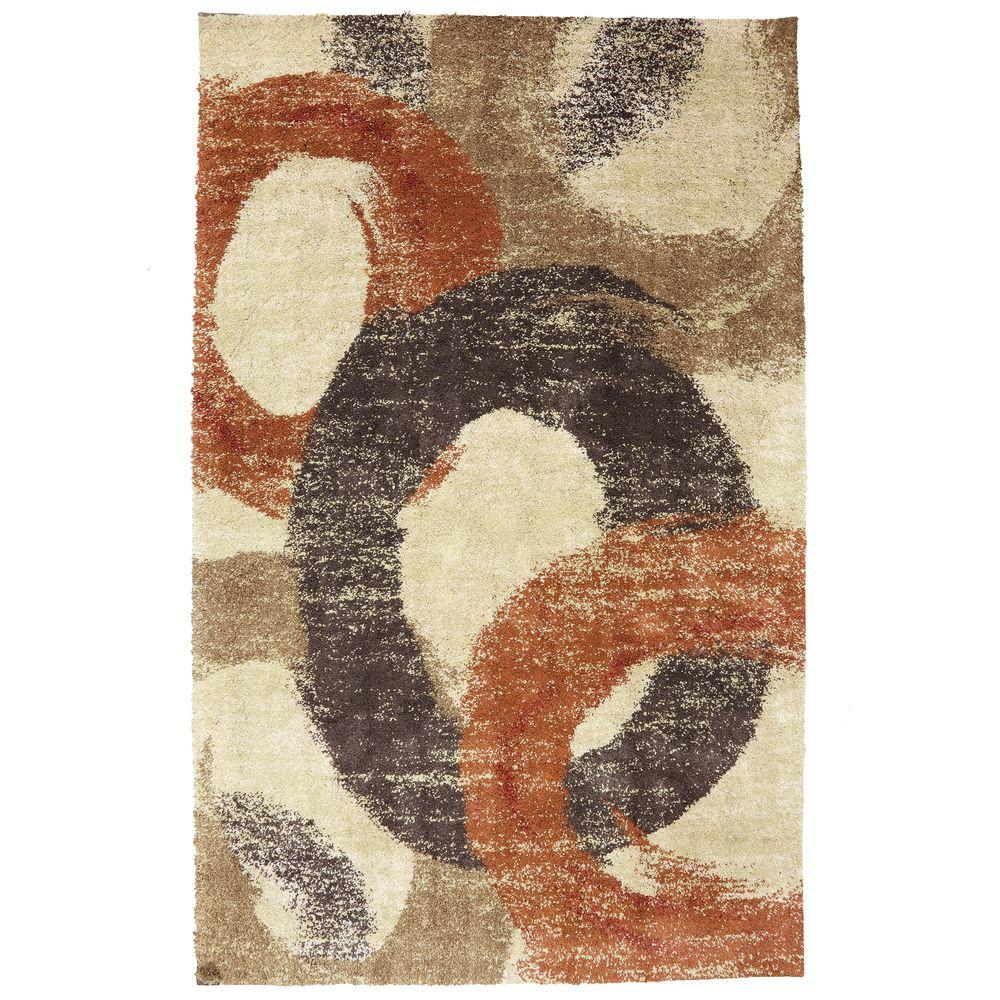 Mohawk Home Pigment Butter Cup 5 ft. x 8 ft. Area Rug