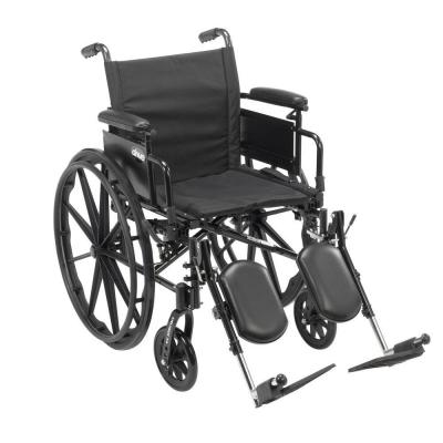 Drive Pair of Elevating Leg Rests for Bariatric Sentra