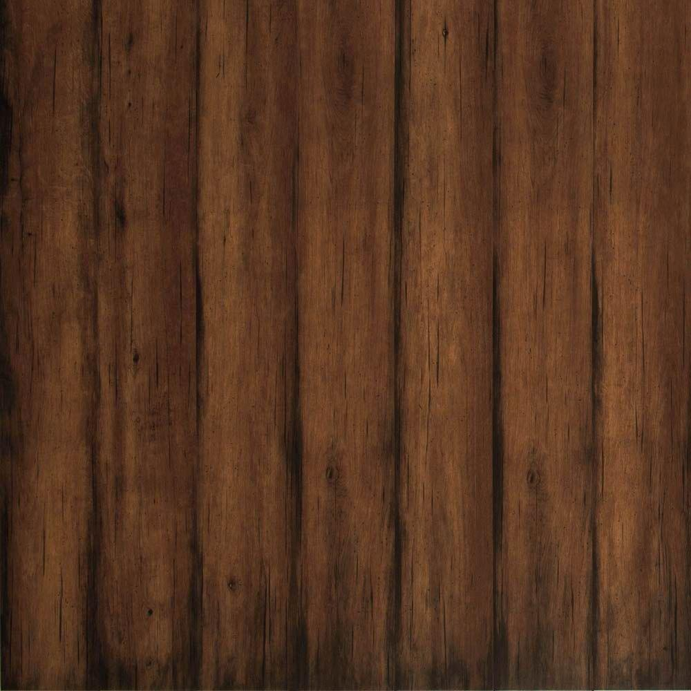 Blackened Maple Laminate Flooring - 5 in. x 7 in. Take