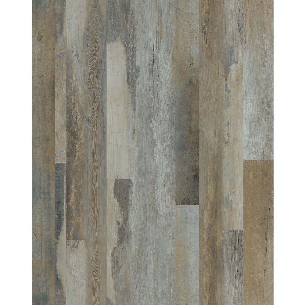 DuraDecor Harvest Distressed Wood 7 in