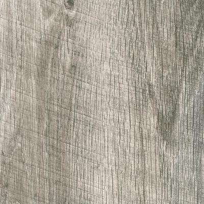 Stony Oak Grey 6 in. x 36 in. Luxury Vinyl Plank (20.34 sq. ft. / case)