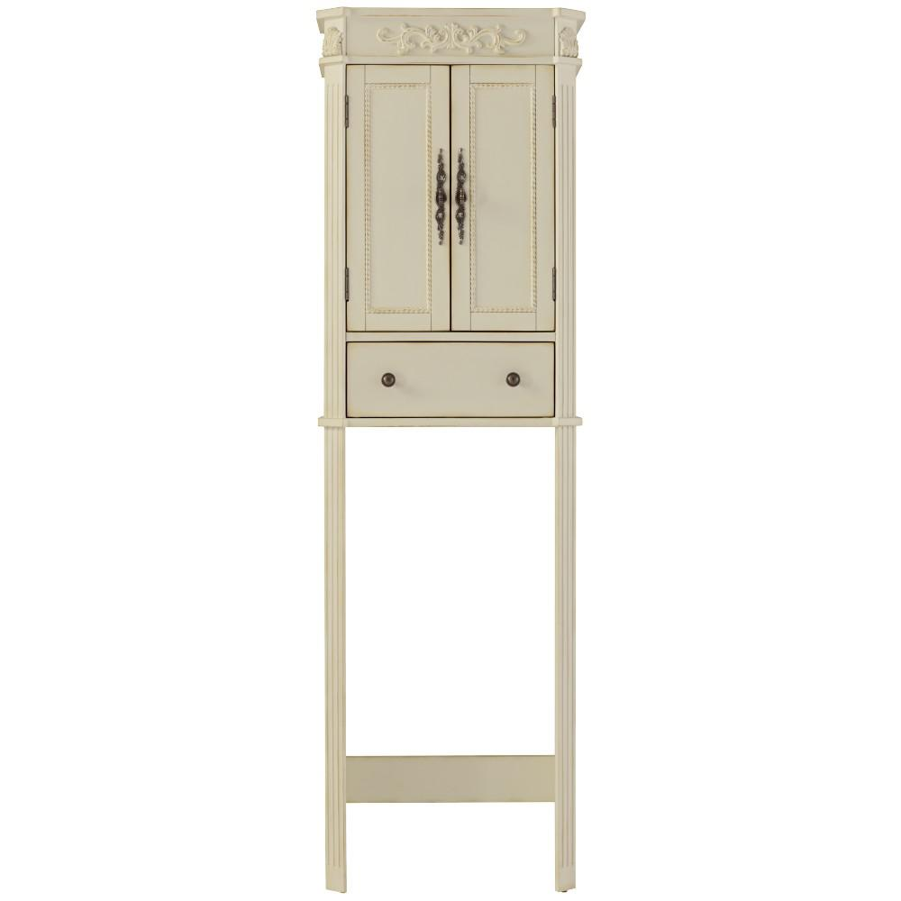 Home Decorators Collection Chelsea 22 in. W x 72 in. H x 11 in. D 2 ...