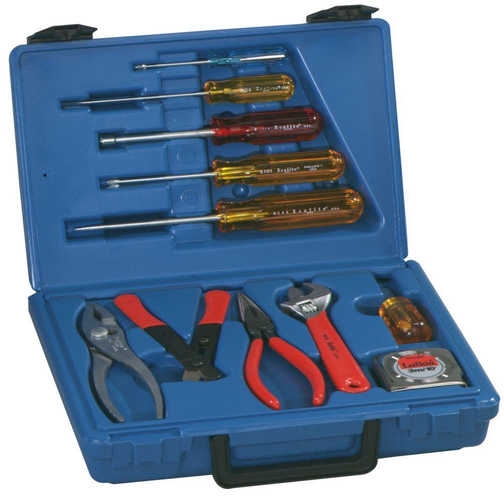 Xcelite Multi-Purpose Tool Kit (11-Piece)